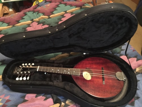 Crystal Forest LEFTY Mandolin