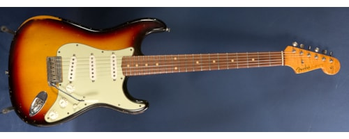 2000 Fender Custom Shop '60 Stratocaster Relic