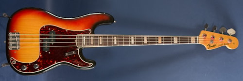 1974 Fender® Precision Bass® with Jazz Neck