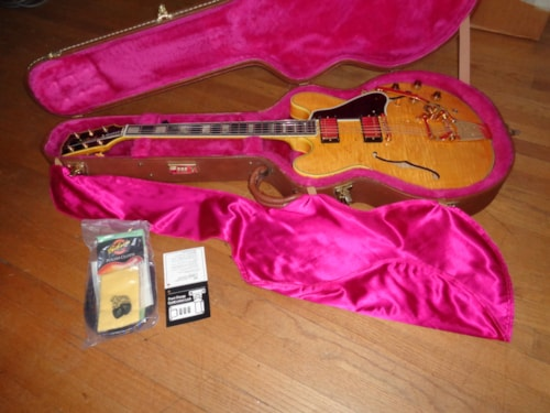 1991 Gibson Custom Shop Art & Historic ES-355  ONLY ONE MADE