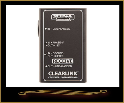 Mesa Boogie Clearlink (RECEIVE) Converter