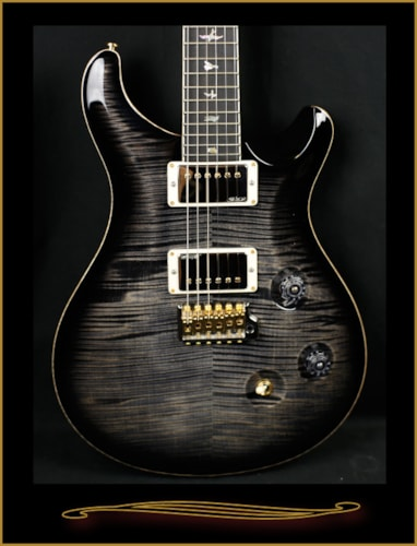 2015 Paul Reed Smith 58/15 Limited Run with Pattern Regular Neck