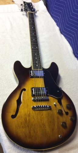 1981 Ibanez AS-50