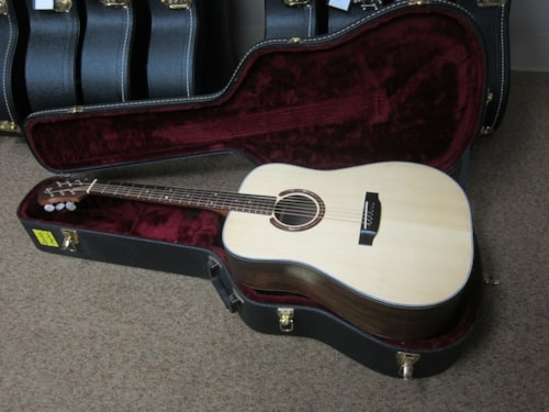 1995 Landola Brazilian Rosewood Custom Dreadnought