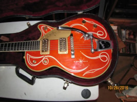 2005 Gretsch® Hot Rod Walt G6121 Nashville