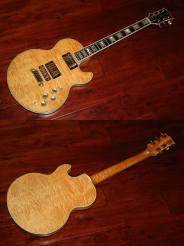 1980 Gibson L-5S