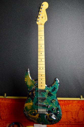 1993 Fender® Custom Shop Anodized Stratocaster®