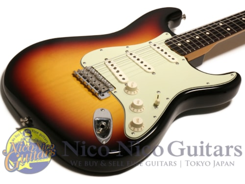 2007 Fender® Custom Shop Masterbuilt '63 Stratocaster® Closet Classic by John Cruz