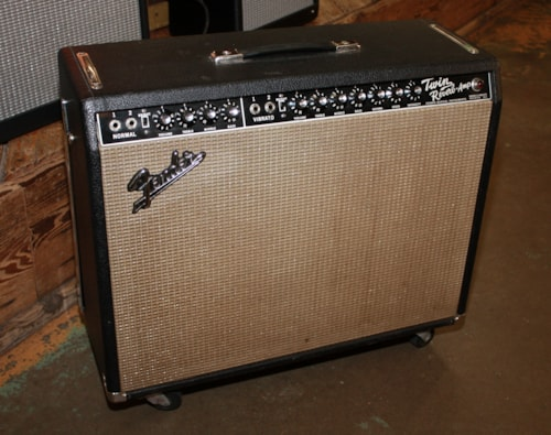 ~1966 Fender® Twin Reverb® amp
