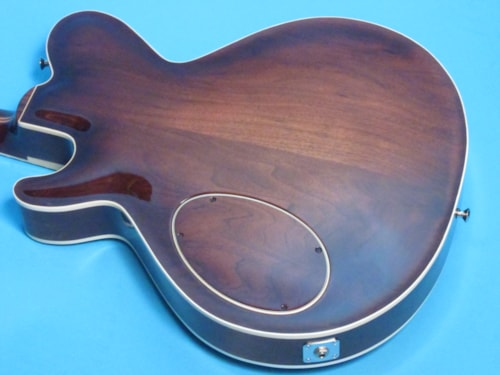 "2014 ENGEL  16"" Electric Archtop"