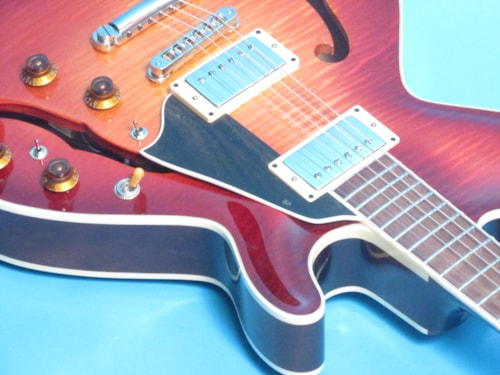 """2014 ENGEL  16"""" Electric Archtop"""