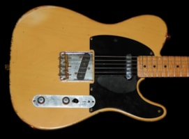 1996 Fender® Custom Shop Cunetto Nocaster (1951 Reissue)