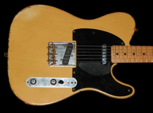 1996 Fender® Custom Shop Cunetto Nocaster
