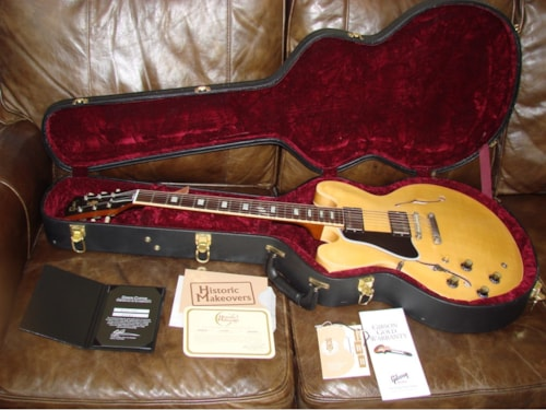 2013 Gibson LEFTY Historic 1963 ES-335