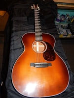 2016 Martin OM-18 Authentic 1933 Acoustic Guitar