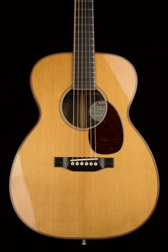 Bourgeois OM Large Sound Hole Custom