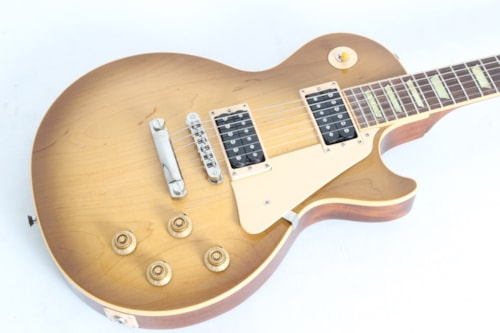 2007 Gibson Les Paul Classic Honey Burst w/case
