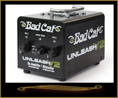 Bad cat Unleash V2 Re-Amplifier and Attenuator For Tube Am