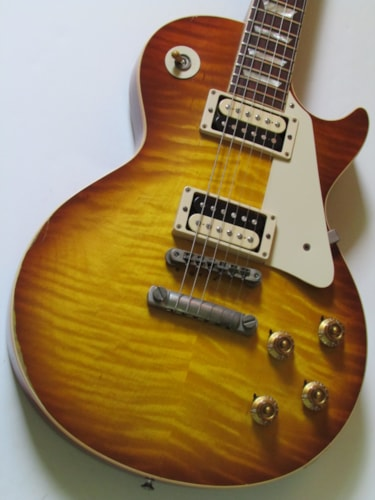 2006 Gibson 59 Reissue Les Paul Murphy Aged