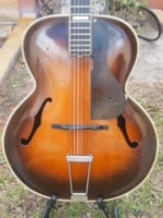 1939 D'Angelico Style A