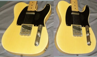 2008 Fender® Custom Shop Time Machine™ Nocaster (1951 Reissue)