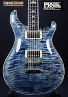 2016 PRS McCarty 594 10-Top Flame Maple Neck