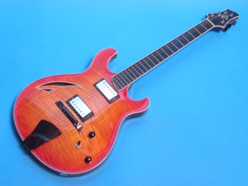 2006 Artinger Custom Semi-Hollow
