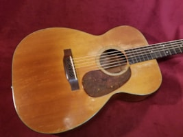 1945 Martin 00-18 Acoustic