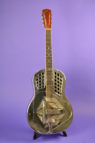 1930 National Tricone Style-1 Round NECK
