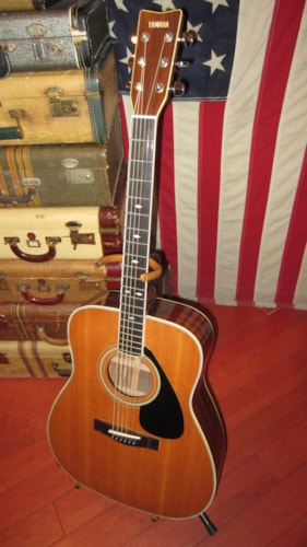 1989 yamaha fg 365 sii d 35 copy dreadnought acoustic