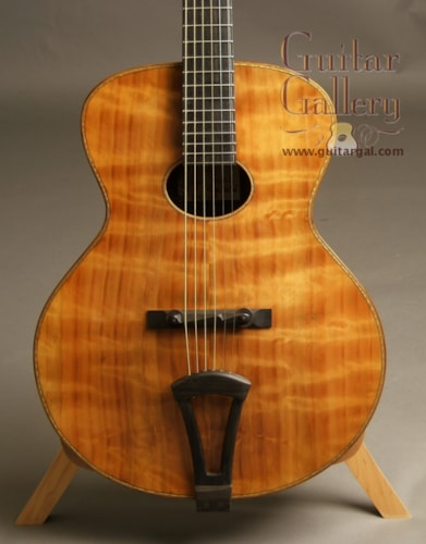 2014 Thorell Red Sky Oval Archtop