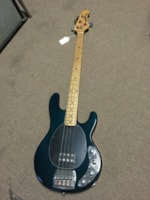 1992 Music Man Stingray Bass Guitar