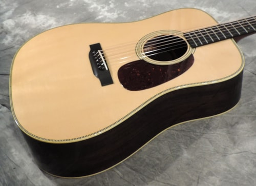 Collings D2HA VN Varnish