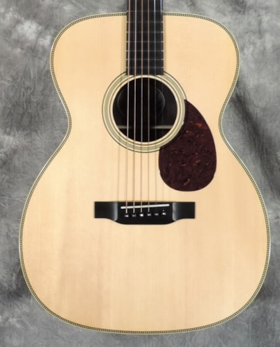Collings OM2HA Varnish