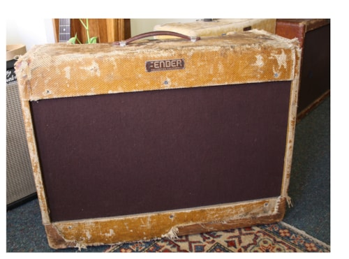1954 Fender® Twin Amp™