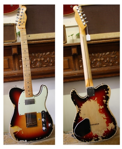 2007 Fender® Custom Shop Andy Summers Tribute Telecaster®