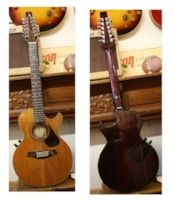 1990 CUMPIANO  Custom 12-String acoustic/electric