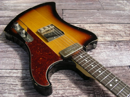 2017 Shelton Electric Instruments  SolarFlite