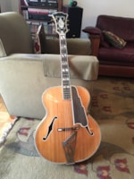 1951 D'Angelico New Yorker