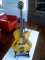 Ribbecke  Cello Maple Monterey Custom