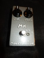 Monsterpiece MK 1.5 Tonebender Fuzz