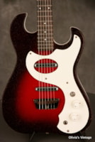 1964 Silvertone 1457 guitar only