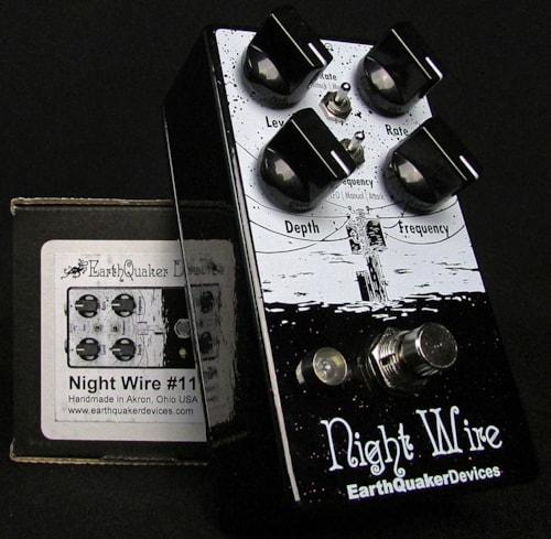 2017 EarthQuaker Devices Night Wire