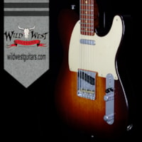 2016 Fender® Custom Shop SPECIAL ROASTED 50`S Telecaster® CLOSET CLASSIC