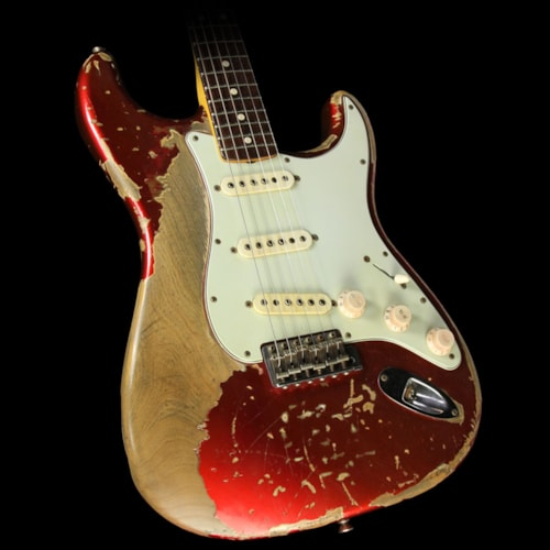 Fender Custom Shop Used Masterbuilt Jason Smith 64 Stratocaster Ultimate Relic Electric