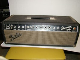 1967 Fender Showman Amps Selling Parts