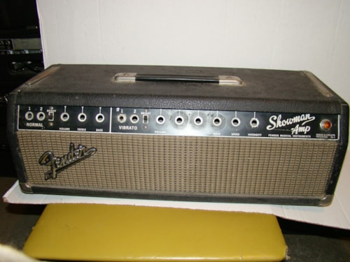 1967 Fender® Showman® Amps Selling Parts