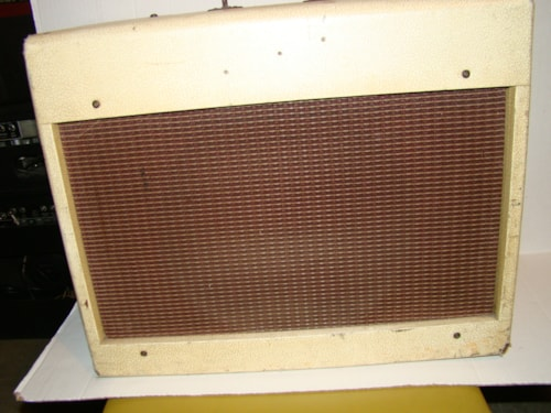 1959 Gibson Amp Shell (empty)