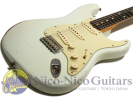 "2005 Fender® Custom Shop '62 Stratocaster® Relic® model by ""Relic® master"" Joh"