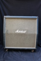 1974 Marshall 4x12 Cabinet With Celestion Blackback